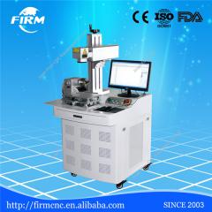 High precision and favorable fiber laser marking machine