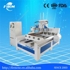 Firm manufactures FM0216-S4 cylinder cnc router