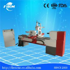 FIRM 3d engraving and milling cnc wood turning lathe FM-1516
