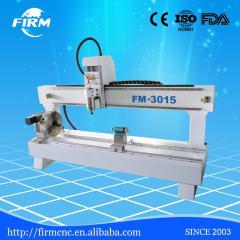 3015 cnc round wood engraving machine