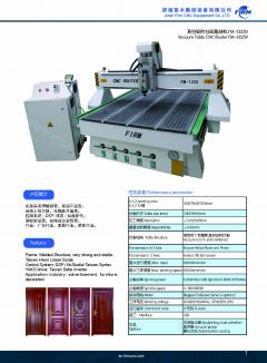 The following steps before choose the Jinan Firm Cnc Router