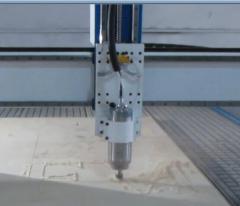 Jinan Firmcnc 2040 CNC router MDF cutting