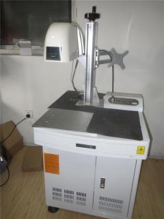 2016 hot sale fiber laser marking machine