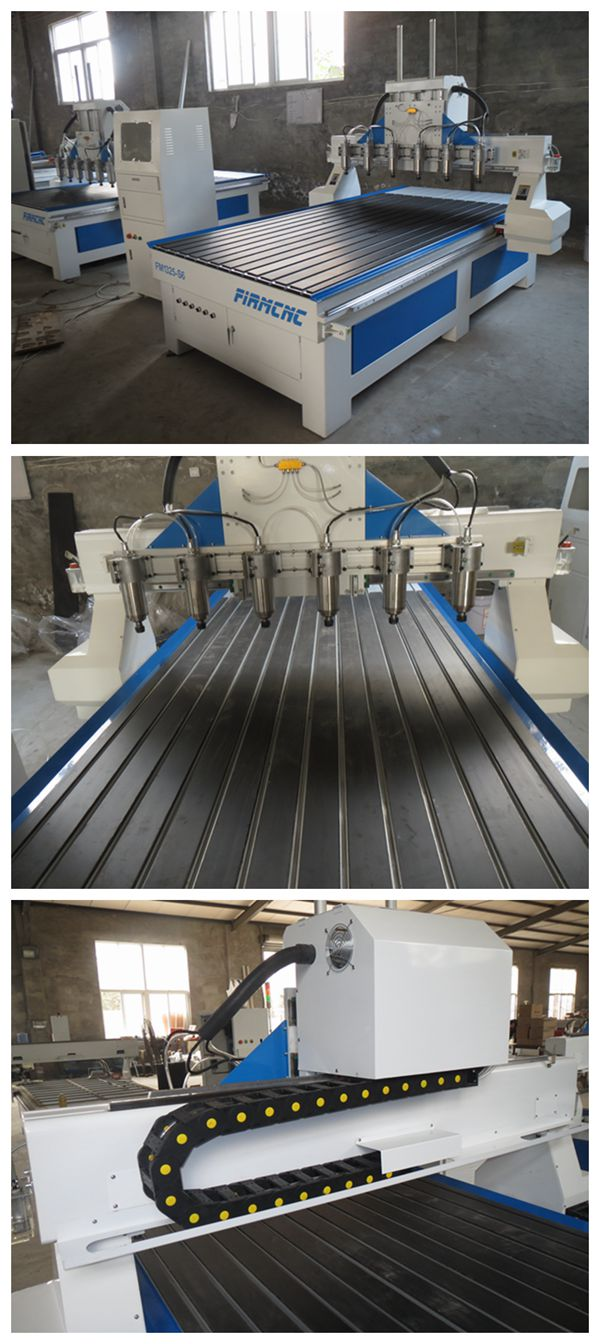 multi spindle wood engraving cutting cnc router for sale