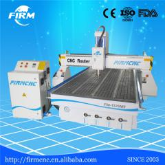 new wood cutting carving 1325 cnc router machine price for sale