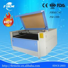 Trade assurance 80w 100w 130w co2 laser machine 1390