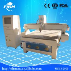 Wood CNC router 1325 with vacuum table