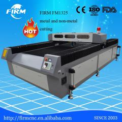 Large capacity 1325 laser cutting machine for stainless steel