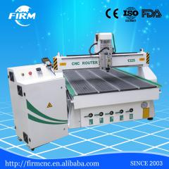 Rack and pinion drive 4 × 8 ft cnc router for wood door engraving