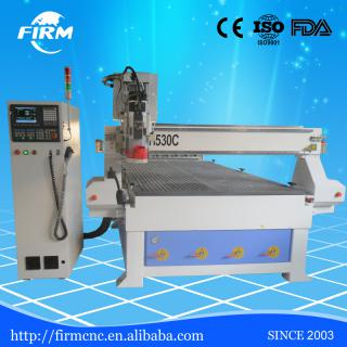 Linear ATC wood cnc router