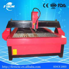 China supplier 1325 plasma metal cutting machine with CE