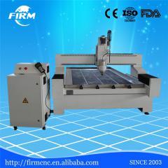 Jinan FIRM cheap1325 cnc stone carving marble granite stone machine