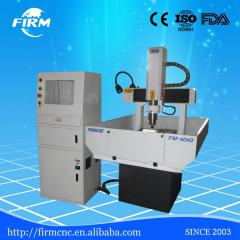 High precision metal cnc moulding machine FM4040M