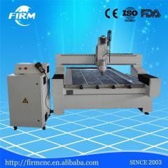 Heavy duty frame stone cnc router 1325 with water cooling spindle