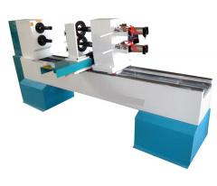 CNC lathe machine cnc wood lathe wood cutting machine for staurcase