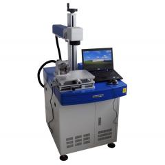 FIRMCNC 20W 30W 50W Fiber Laser Marking Machine for Metal Gold Jewelry Silver