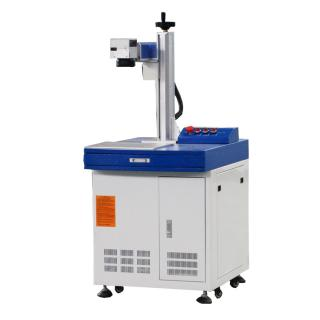 High quality table type Fiber Laser Marking Machine for Metal