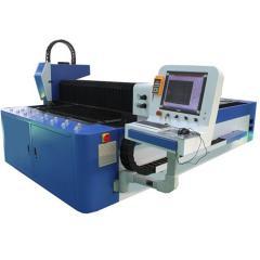 SS cutter Cnc fiber laser cutting machine operation video