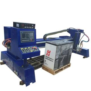 Quality Gantry CNC Flame Plasma Cutting Machine for Metal Aluminum Steel