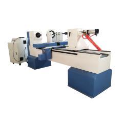 Professional cnc lathe machine automatic wood turning copy lathe for sale