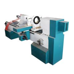 Woodworking cnc machines double axis wood cutter lathe