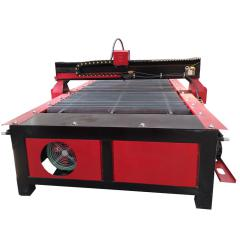 China supplier 1325 plasma metal cutting machine with CE